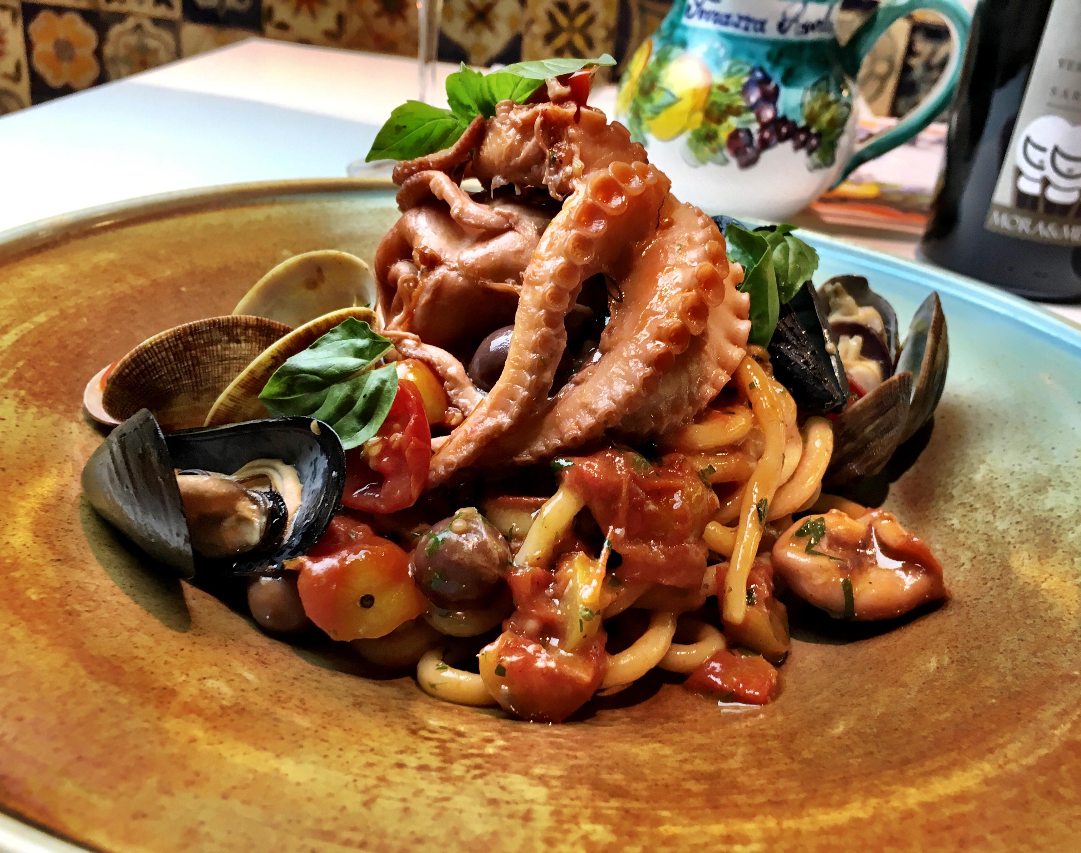ristorante italiano en barcelona terrazza ravello