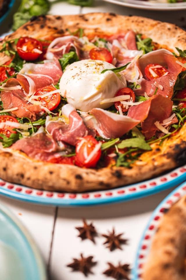 pizza napolitana en barcelona